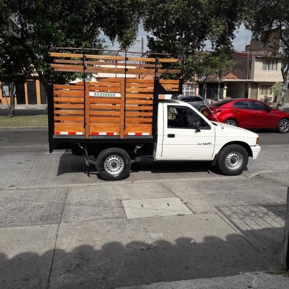 Chevrolet Luv Camioneta Estacas