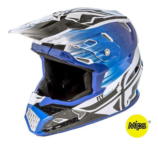 Casco Fly Racing Toxin Resin Motocross 73-8523
