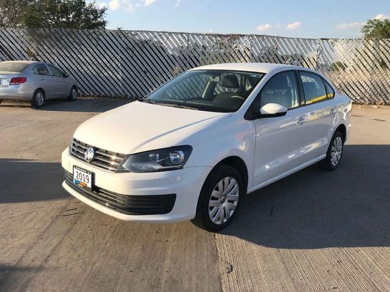 Volkswagen Vento 2019 4p Starline L4/1.6 Aut