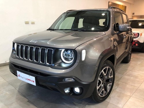 Jeep Renegade Longitude (financie El 70%) Cuotas De $22.980