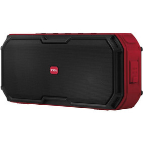 Caixa De Som Bluetooth Tcl Bs30b À Prova D Água 30w Preta
