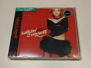 Ayumi Hamasaki Talking 2 Myself Single Cd De Música Original