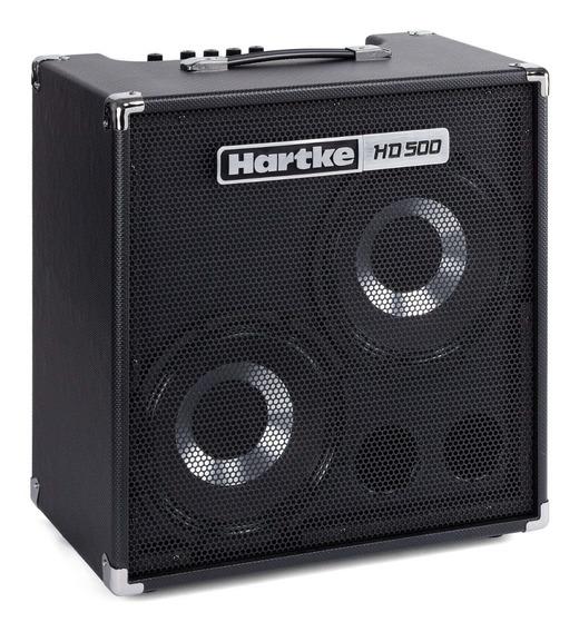 Amplificador Hartke Combo Hd500 Para Bajo 2x10 500w 2x10