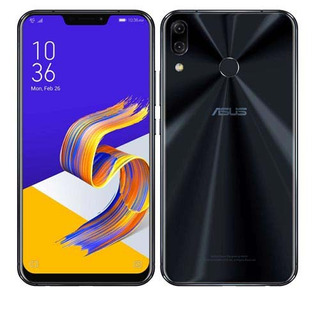 Celular Zenfone 5 Preto Asus Tela 6,2 4gb 128gb Ze620kl