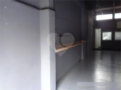 Salão Comercial Com 81 Metros Para Locação Na Barra Funda - Região Central. - 226-im543346