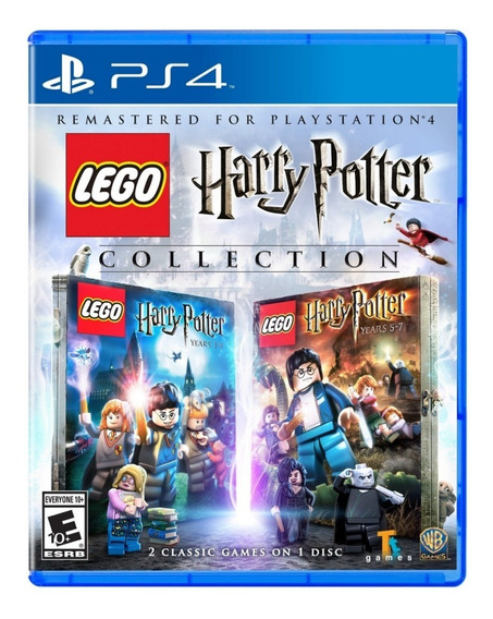 Lego Harry Potter Collection Ps4 Nuevo