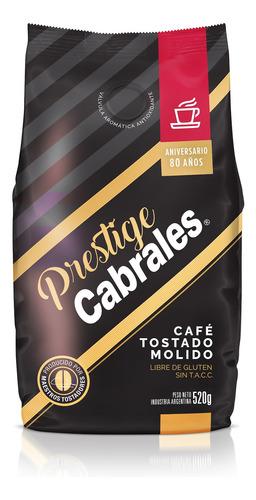 Imagen 1 de 6 de Cafe Molido Cabrales Prestige 520gr Tostado