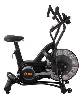 Bicicleta De Aire Profesional Spinning Quuz Cycle Cross