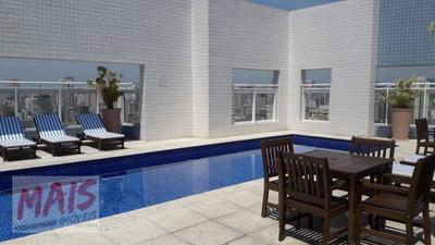 Apartamento Com 2 Dormitórios Para Alugar, 82 M² Por R$ 3.000/mês - Ap5057