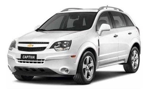 Imagem 1 de 1 de Chevrolet Captiva 2009 2.4 Sport Ecotec 5p