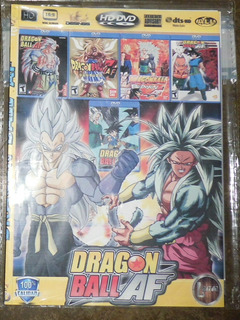 Pelicula De Dvd Dragon Ball Af