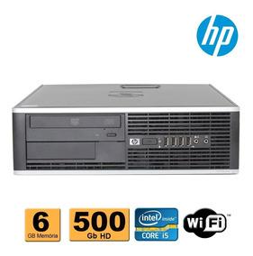 Desktop Cpu Hp Elite 8000 Intel Core I5 6gb 500gb Wifi