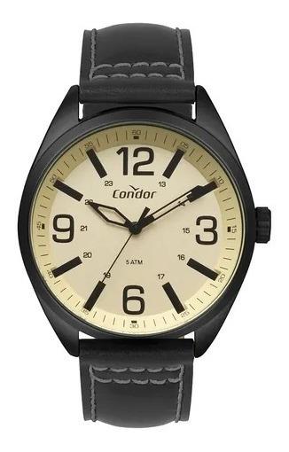 Relógio Condor Ana/cx Mt Preto Co2035mpe/2d