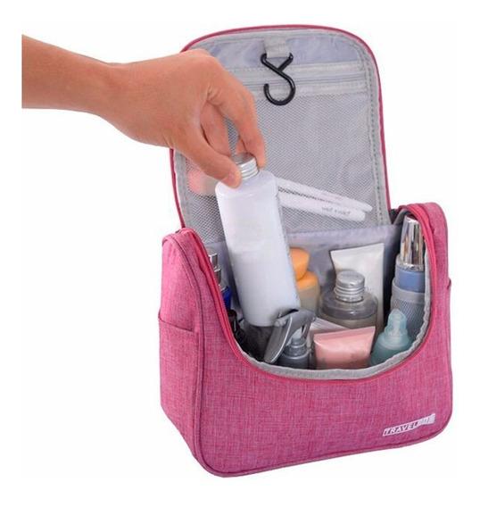 Neceser Organizador Viaje Porta Cosmeticos Tamaño Xl Rh529