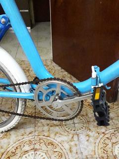 Bicicleta Plegable Vintage Zona Norte