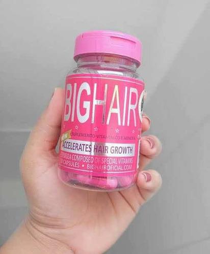 Big Hair Vitamina Para Cabelos