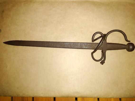 Antigua Espada Colada Del Cid