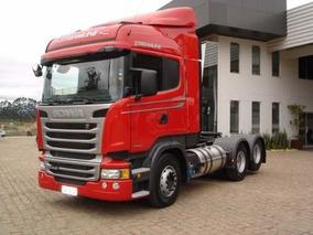 Scania R440 6x4 Highline 0km