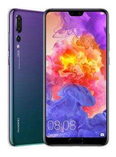 Celular Huawei P20 Pro 6gb Ram 128 Alm. 3 Fundas Las Mejores