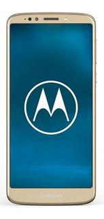 Moto E5 Plus Dorado Libre