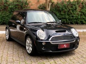 Mini Cooper 1.6 S 16v Turbo Gasolina 2p Automático - 2006
