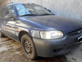 Ford Escort 1.8 Lx Aa Rural