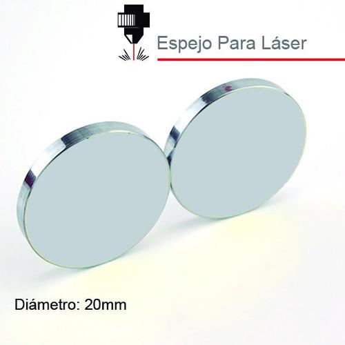 Espejo Láser 20mm