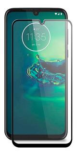 Vidrio Templado Glass Premium 5d 6d Moto G8 Plus G8 Play