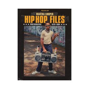 Livro - Hip Hop Files - Alemão - Break Dance Graffiti Bronx