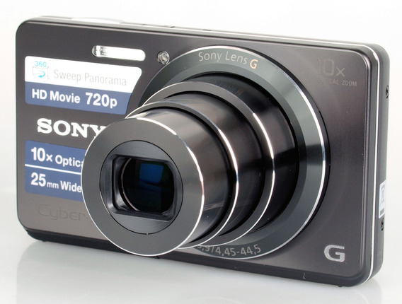 Compacta Sony Cybershot W-690