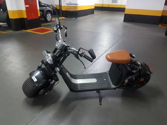Scooter Elétrica Urban 2000w Okm Customizada R$ 8.950,00