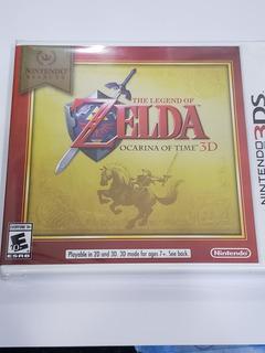 The Legend Of Zelda Ocarina Of Time Nintendo 3ds-----mr.game
