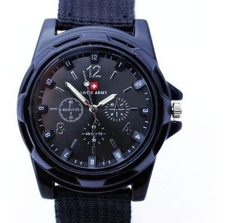 Relógio Masculino Gemius Army Pulseira Nylon Promoção