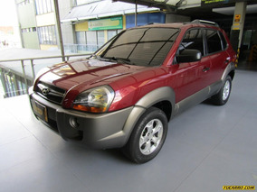 Hyundai Tucson Mt2000cc 4x4