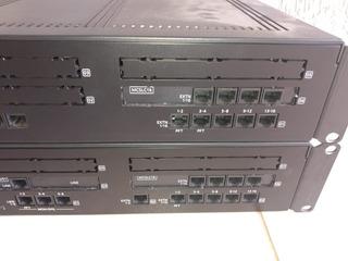 Central Telefônica Panasonic Ns500 + Expansão Ns520