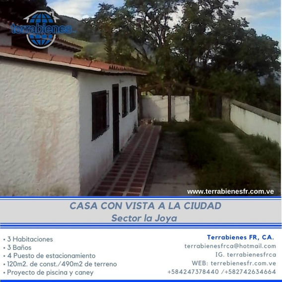 Espectacular Casa De Campo En La Joya, Sector El Arenal