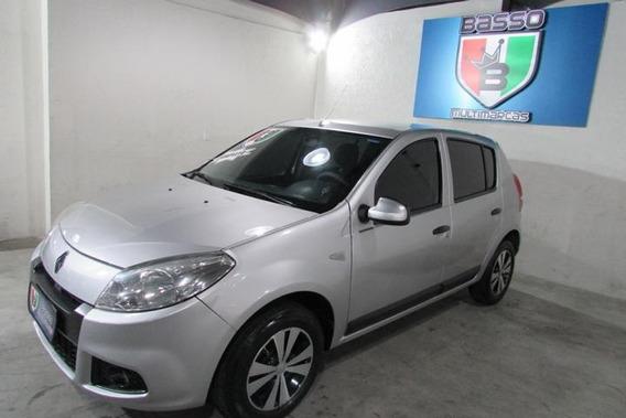 Renault Sandero 2013 Expression 1.0 8v Flex Completo