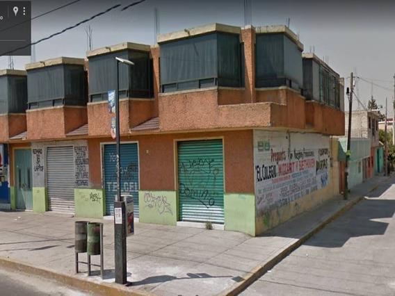 Renta Terreno Chimalhuacan Av Principal Ideal Para Farmacia /cadena De Prestigio