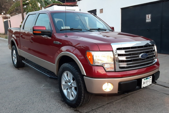 Ford Lobo Lariat 4x4 2013