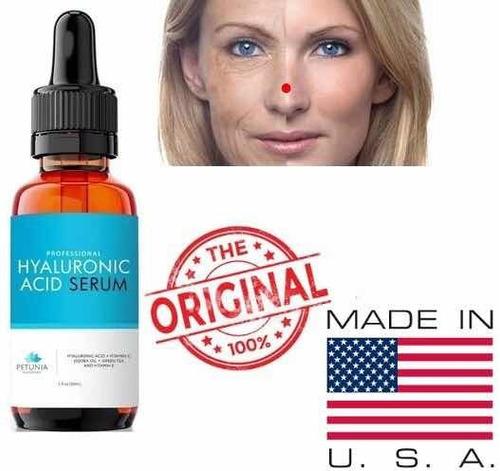 Ácido Hialuronico Sellado Importado Hecho En Usa