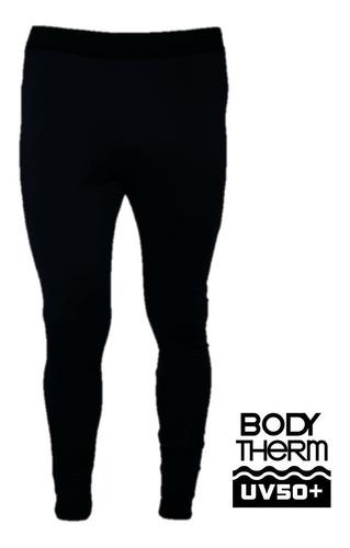 Imagen 1 de 9 de Calza  Larga Termica Body Therm Running Futbol Hombre Mujer