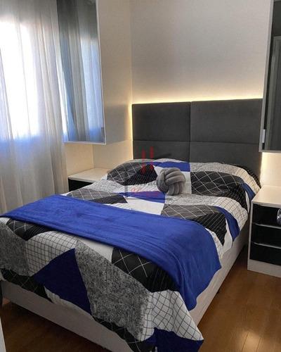 Imagem 1 de 15 de Apartamento - Mooca - Ref: 8083 - V-8083