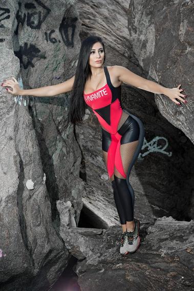 Enterizo Gym Dynamite Jumpsuit Babalu Fitnes La Bella Mafia