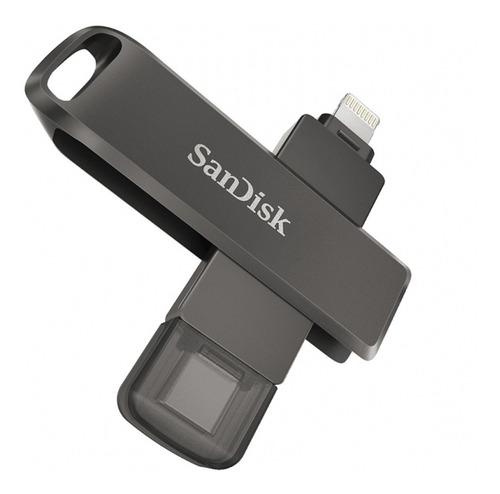 Memoria Usb 128gb Sandisk Lightning Usb Tipo-c iPhone iPad