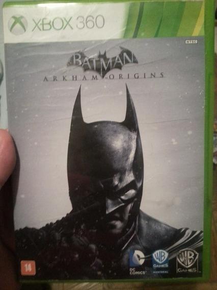 Jogo Batman Arkham Origins Xbox360 Ntsc Midia Fisica Origina
