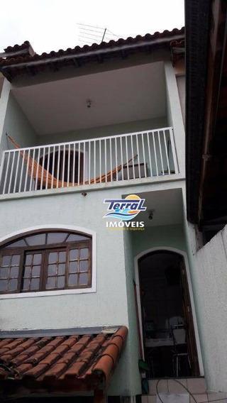 Sobrado Residencial À Venda, Vila Das Bandeiras, Guarulhos. - So0689