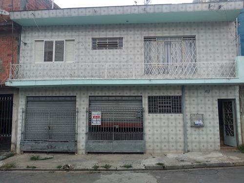 Sobrado, Jd. Veloso, Osasco, 3 Dorm, 2 Vagas - 6488