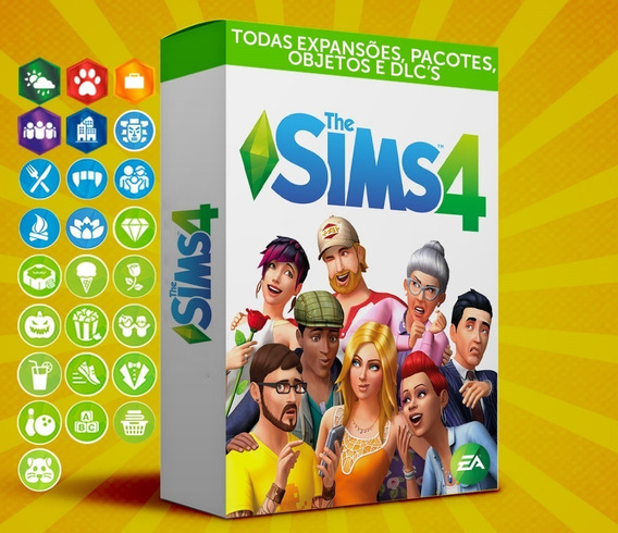 The Sims 4 Completo 2020