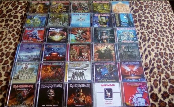 Discografia Iron Maiden