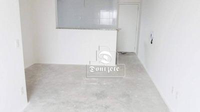 Apartamento Com 3 Dormitórios À Venda, 76 M² Por R$ 462.000 - Vila Floresta - Santo André/sp - Ap11319